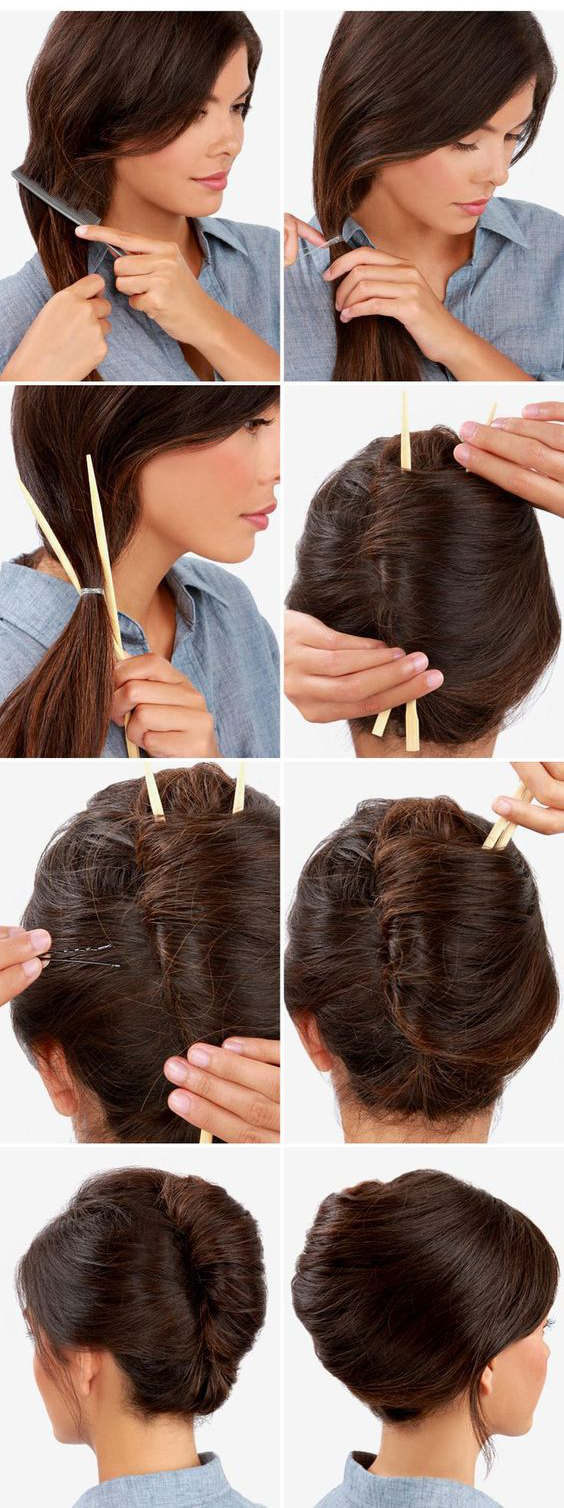 How to braid French twist