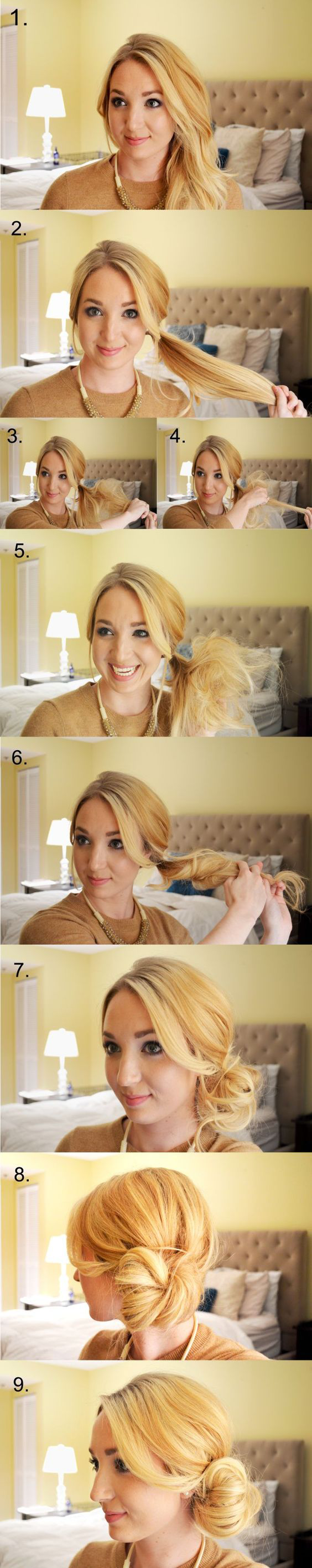 How to braid quick holiday hair